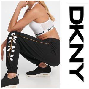 DKNY Relaxed Logo Joggers